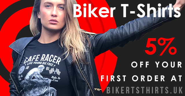 Biker T-Shirts - Motorcycle themed T-Shirts and Hoodies