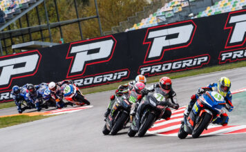 Champion Garcia Back On Top After Last-lap Pass At Magny-cours