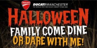 Ducati Manchester Are Hosting A Family Halloween Weekend 02