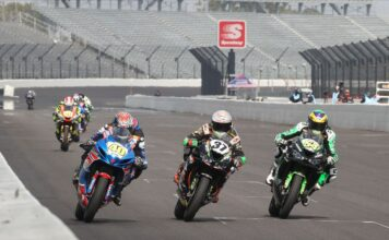 Escalante Takes Supersport Title At Indianapolis Motor Speedway 01