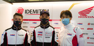 Lcr Honda Idemitsu Confirm New Contract With Hrc And Nakagami In Aragon 01