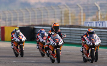 Ortola Is The Acosta Beater In Rookies Cup Race 1 Of Aragon 2 01