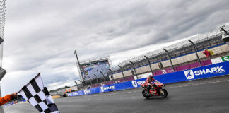 Petrucci Paints A Wet Weather Masterpiece At Le Mans 01