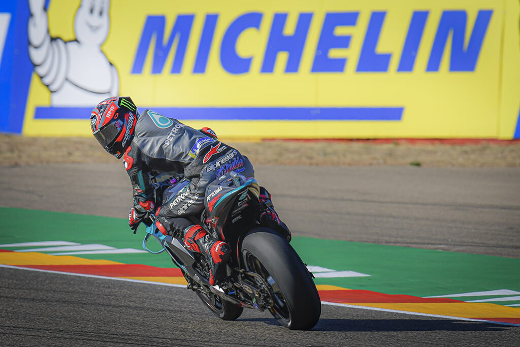 Quartararo Snatches Pole From Vinales By Half A Tenth 01
