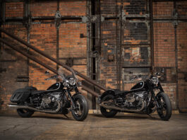The New Bmw R 18 Classic And The New Bmw R 18 01