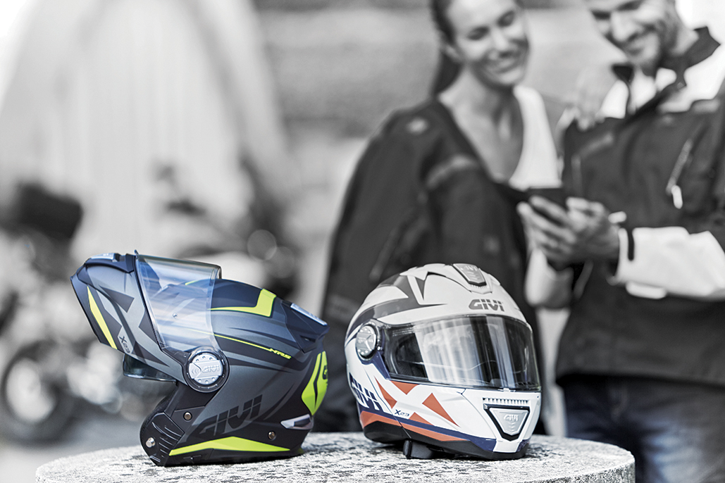 5 Advantages Of Givi Modular Helmets