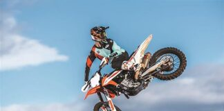 A New Generation Of Ktm Sx Is Here