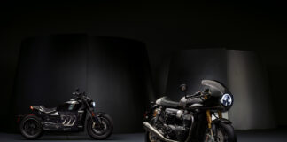 All New Triumph Factor­y Custom Offer 01