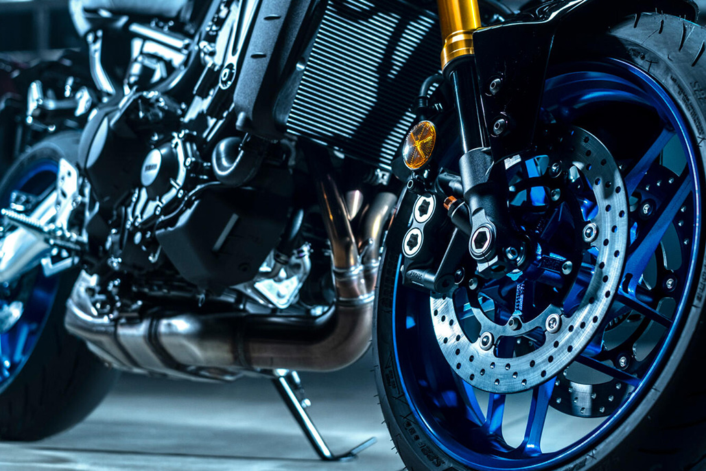 All-new Mt-09 Sp: The Most Radical Yamaha Hyper Naked