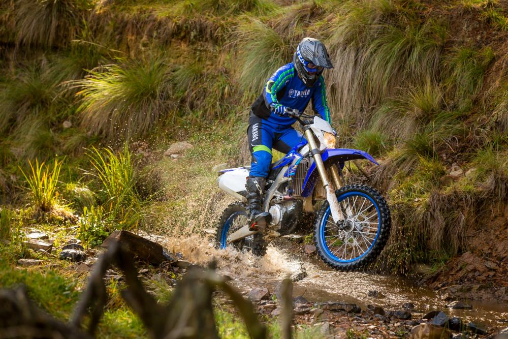 All-new Wr250f Enduro Model For 2020