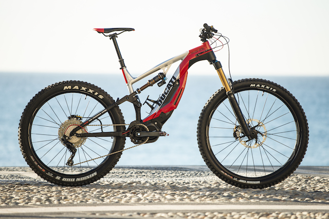 An Exclusive Ducati E-mtb Ready For Its Debut At Eicma 2018