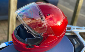Arai Profile V Helmet Review
