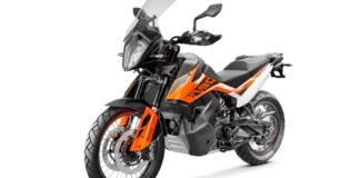 Avon Tyres Oe For Much-anticipated Ktm 790 Adventure