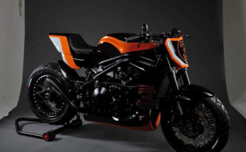 Avon Tyres Have Been Selected As Oe For Two New Limited Edition Motorcycles
