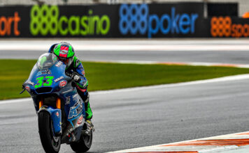 Bastianini Bests Lowes By Just 0.057 On Friday