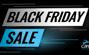 Cardo Systems Launches 2020 Black Friday Deals