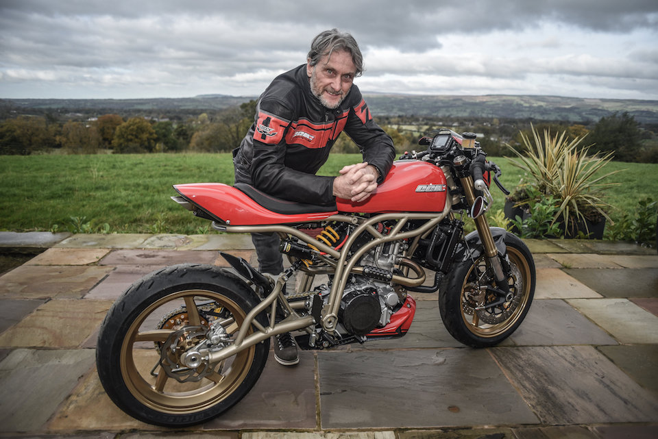 Carl Fogarty To Star At Castle Combe Grand National