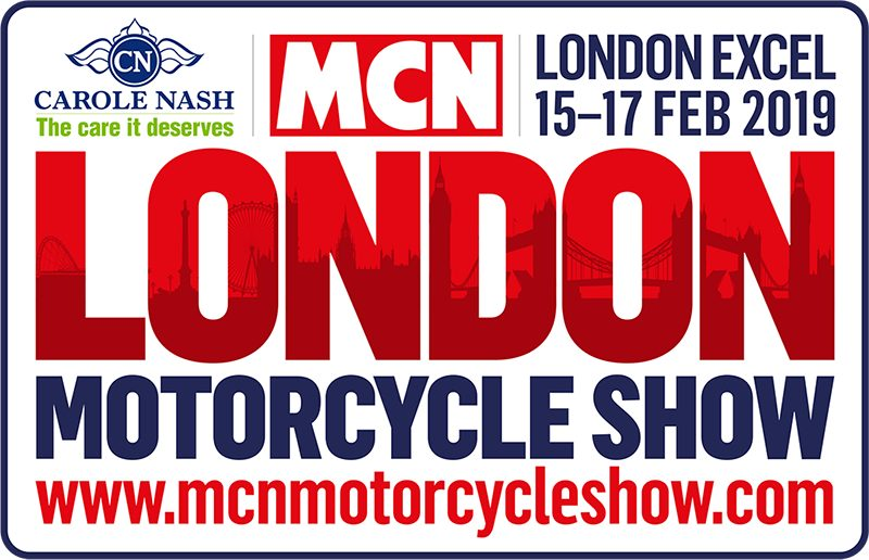 Carole Nash Mcn London Motorcycle Show Returns To Excel For Biggest Event Yet