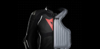 Dainese To Unveil The New D-air® Range At Eicma
