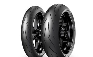 Diablo Rosso™ Corsa Ii, Pirelli's First Multi-compound Motorcycle Tyre