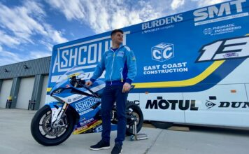 Damon Rees Joins Ashcourt Racing For 2021 Season