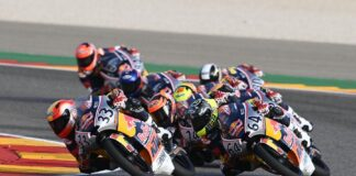 Double finale on the Rookies Radar in Valencia 01