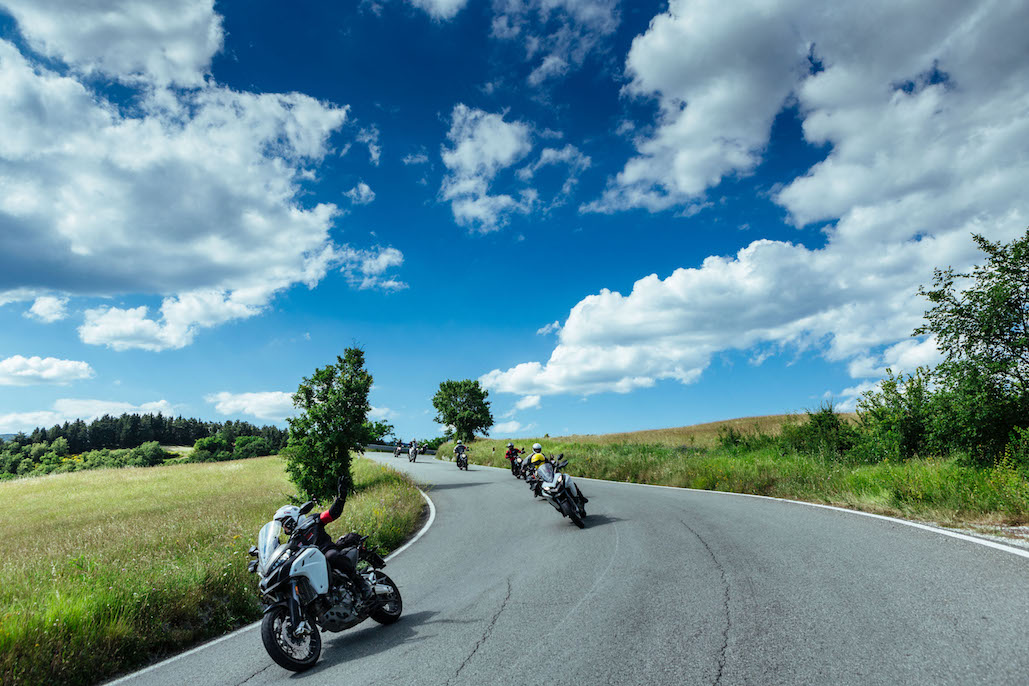 Ducati Dream Tour 2017 – Weekend Tours To Ride A Ducati In Italy