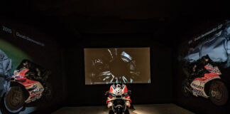 "Ducati Inaugurates The Temporary ""anatomy Of Speed"" Exhibition"