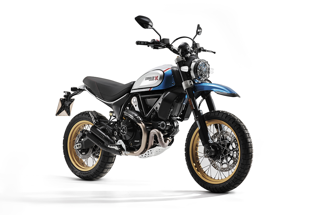 Ducati Unveils New Xdiavel And Ducati Scrambler Versions For 2021