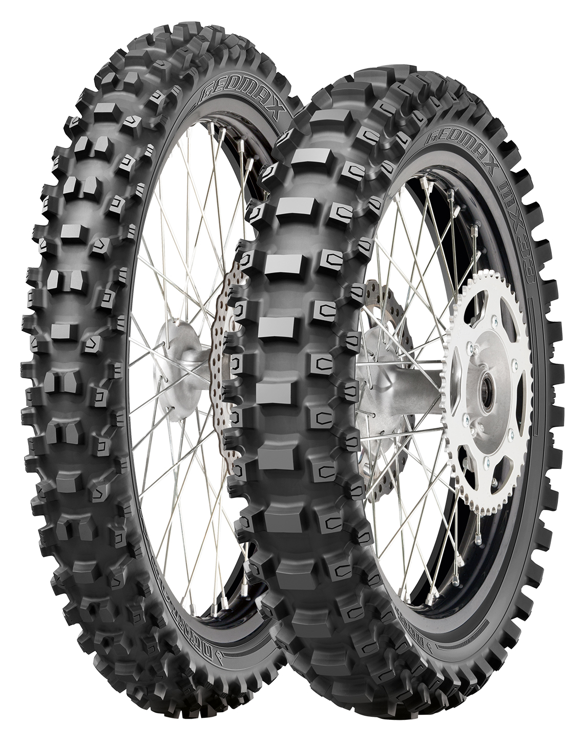 Dunlop Geomax Mx33 Launched