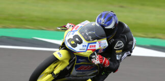 Eddie O'shea Selected To Compete In The Red Bull Motogp Rookies Cup