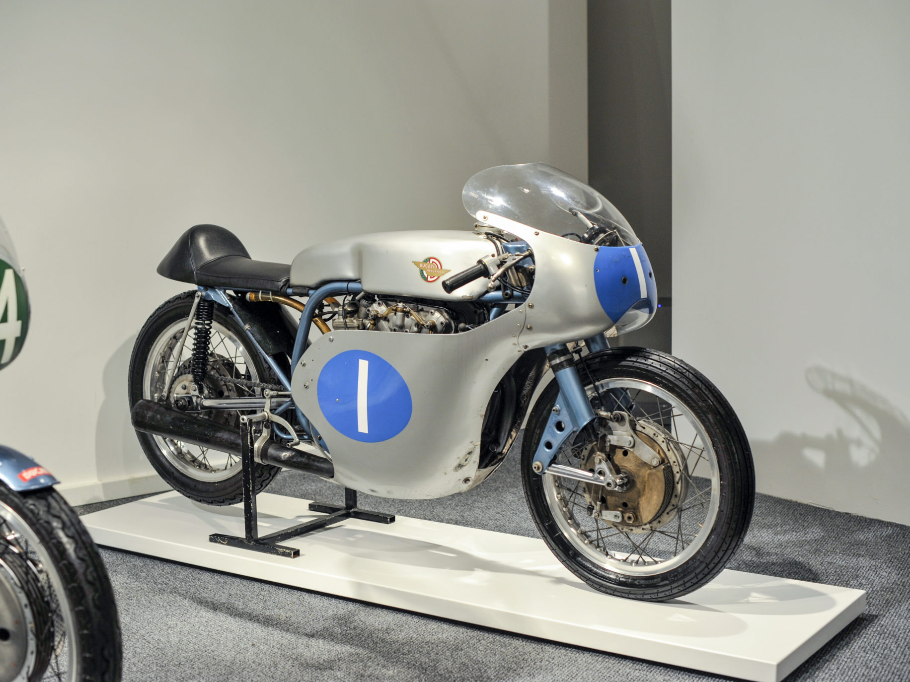 First Temporary Exhibition Hosted By The Ducati Museum Gets Under Way
