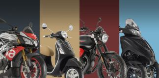 Fresh Finance Offers From Piaggio Group