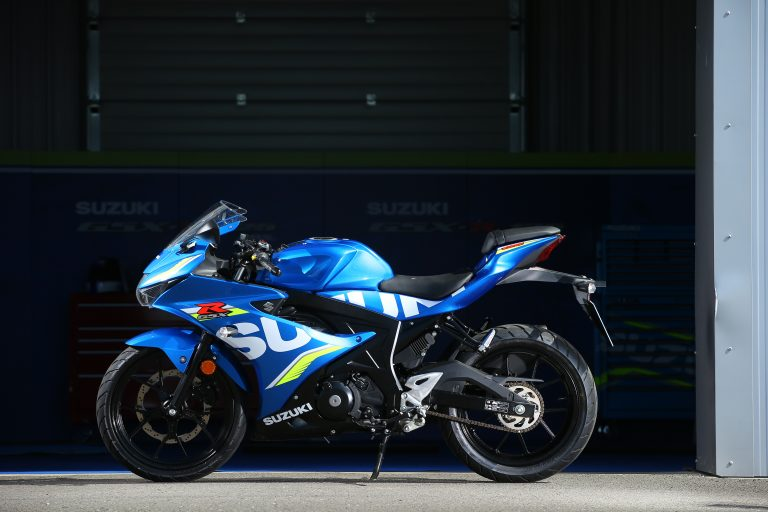 Get On Two Wheels For Less With Suzuki This March