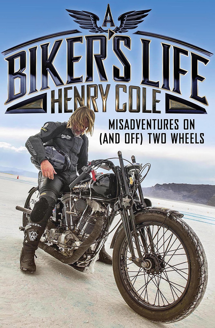 Henry Cole Autobiography Out In October