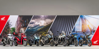 Honda To Showcase New 2021 Model Line-up At Motorcycle Live Online