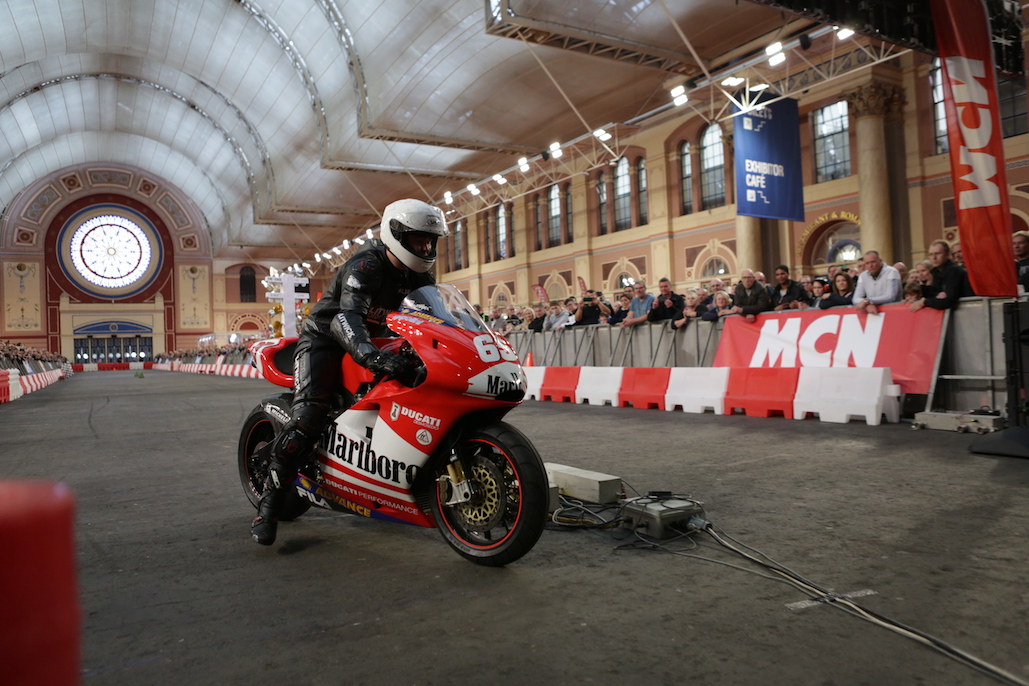 Inaugural Devitt Mcn Ally Pally Show Proves A Hit With Fans