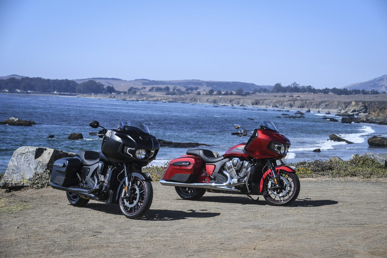 Indian Motorcycle Pushes American V-twins Forward With The All-new 2020 Challenger
