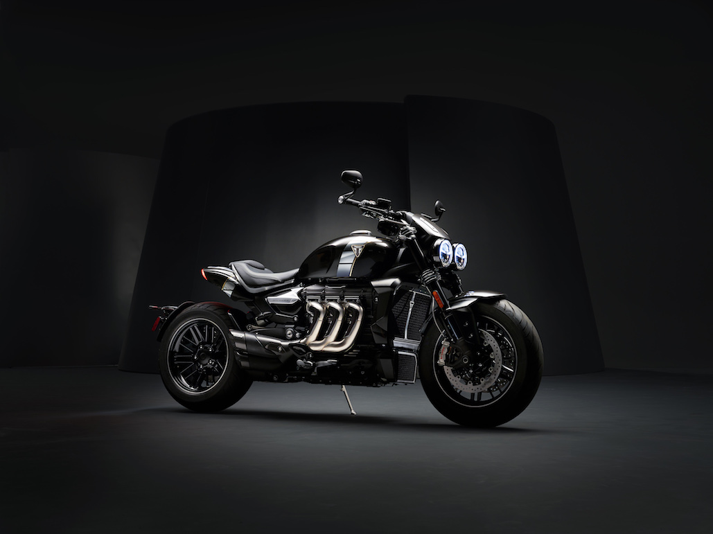 Introducing The New Triumph Thruxton Tfc And Concept Rocket Tfc