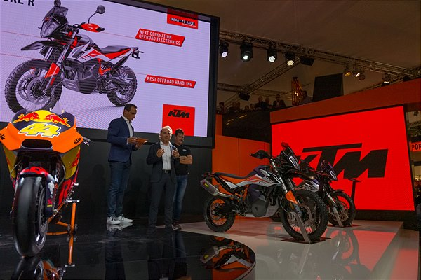 Ktm: Ready For Anything In 2019