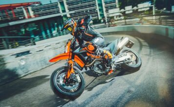 Ktm Unveils The 2021 Ktm 690 Enduro R And Ktm 690 Smc R