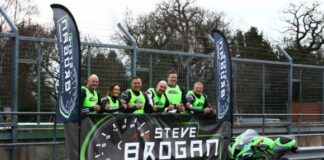 Kawasaki Motors Uk Partner With Steve Brogan Superbike School