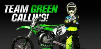 Kawasaki And Arenacross Announce Single-make Big Wheel Kx85 Series In 2019