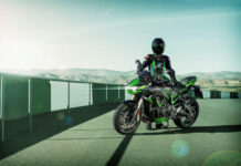 Kawasaki's Supercharged Z H2 Se Blasts Into 2021