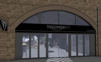 Lind Automotive Group To Open New Triumph Motorcycle Dealership In London