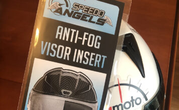 Laramoto Reviews The Speedo Angels Anti Fog Visor Insert – Clear Vision In Rain Or…. More Rain!