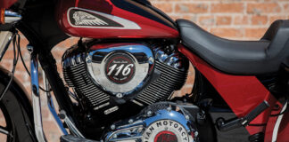 Larger Engines, New Tech & Aggressive Styling Highlight Indian Motorcycle's 2020 Heavyweight Lineup