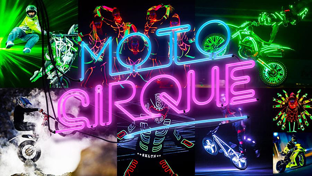 Moto Cirque – Brand-new Live Action Arena Set To Debut At Motorcycle Live!