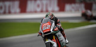 Manzi Masters Valencia To Make Mv Agusta History Bastianini And Lowes Outside The Top Ten 01