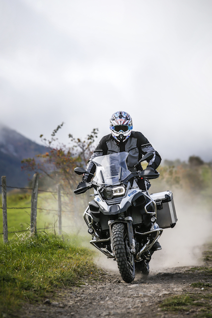 Michelin Offers Preview Of New Michelin Anakee Adventure Tire At Eicma Motorcycle Show